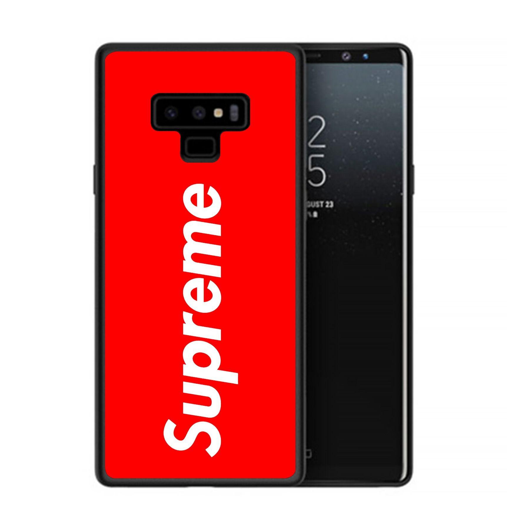 Красный чехол для Samsung Note 9 N960 SUPREME