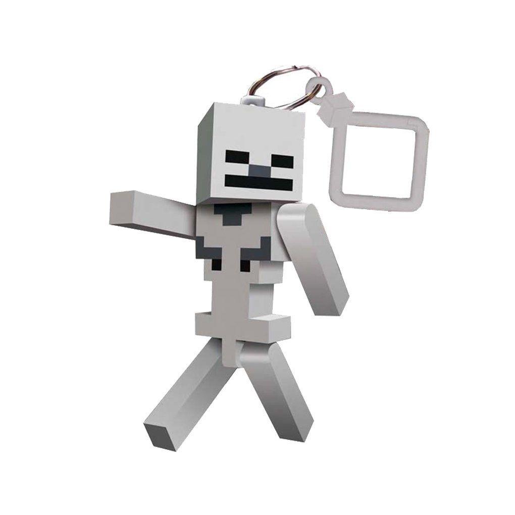 Картинка скелет из майнкрафта