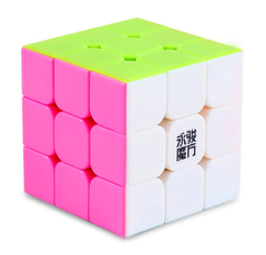 Кубик Рубик Moyu 3x3 yulong  stickerless