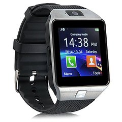 Смарт часы Smart watch DZ 09 Silver Edition оригинальные