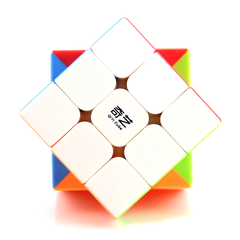 Кубик Рубика 3х3 QiYi Warrior W 3x3x3 stickerless