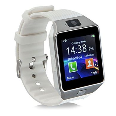 Smart watch Смарт часы DZ09 белые white edition original