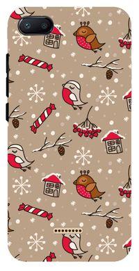 Купити подарунковий чохол на Новий рік для Xiaomi Redmi 6a Зима 2f46d03f7da1d