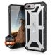 Защитный чехол UAG Monarch series для iPhone 7 plus - платиновый
