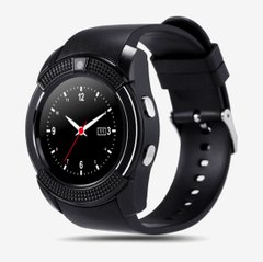 Smart watch Смарт часы V8 черный black edition original