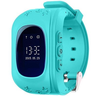 Smart watch Смарт часы Q50 голубого цвета blue edition original