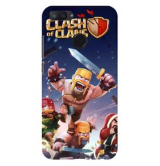 Чехол Сlash of Clans для Xiaomi Mi 8 Lite Защитный