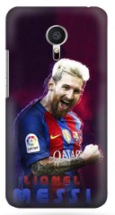 Чехол с Messi Meizu m2 mini ФК Барселона