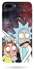 Чохол  rick & morty для Айфон 7 +
