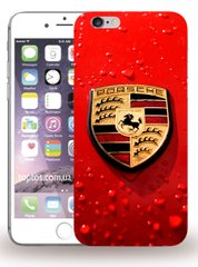 Чехол Porsche  iPhone 6 / 6s plus