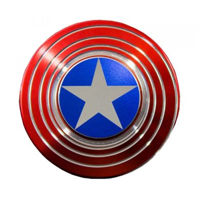 American Captain spinner