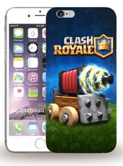 Чехол Clash Royale iPhone 6 / 6s plus